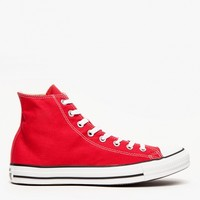 Converse Chuck Taylor High in Red