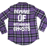 Hitchhiking Ghost Flannel