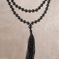 High-Energy Black Onyx Mala