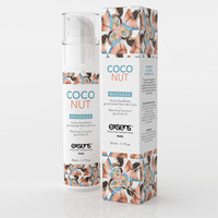 Coconut Warming Gourmet Massage Oil