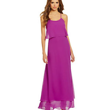 Gianni Bini FAN FAV Penelope Maxi Dress | Dillard's Mobile