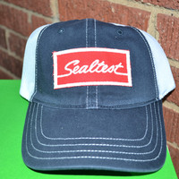 Sealtest Panel Baseball Hat Cap