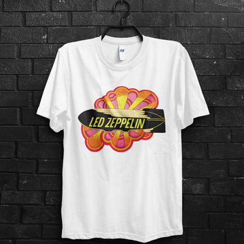 Led Zeppelin Stairway To Heaven T-Shirt, Led Zeppelin, Classic Rock, Jimmy Page, Robert Plant, Band Shirts, Clothing, Led Zeppelin, Vintage