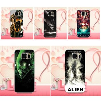 Bixedx Soft TPU Mobile Phone Cases For Xiaomi Redmi 5 4A 3 3S Pro Mi4 Mi4i Mi5 Mi5S Mi Max Mix 2 Note 3 4 Plus Alien Raiders