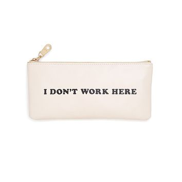 BAN.DO GET IT TOGETHER POUCH - I DON'T WORK HERE