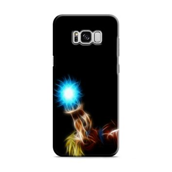 The Light in the Darkness Kamehameha Samsung Galaxy S8 | Galaxy S8 Plus Case
