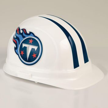 TENNESSEE TITANS HARD HAT ADJUSTABLE COMPLIES WITH OSHA NEW WINCRAFT