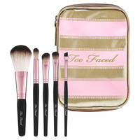 Sephora: Too Faced : Teddy Bear Hair Professional Brush Set : brush-sets-makeup-brushes-applicators-tools-accessories