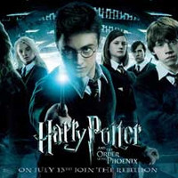 Harry Potter and the Order of the Phoenix (UK) 14x36 Movie Poster (2007)