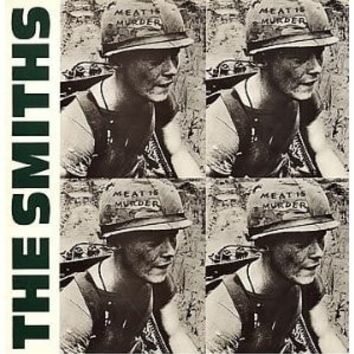 The Smiths - Meat Is Murder (Red Vinyl)