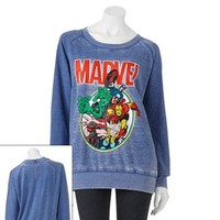 Freeze Marvel Sweatshirt - Juniors