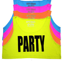 PARTY Crop Top