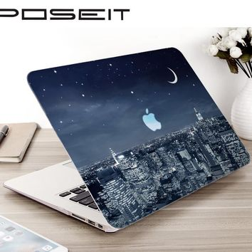 Pattern hard shell Case For Apple Macbook Air 11 13.3 Pro Retina12 15.4 Laptop Bag For MacBook Pro 13 Touch bar 15 Laptop Cover