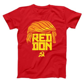 Red Don Men's T-Shirt