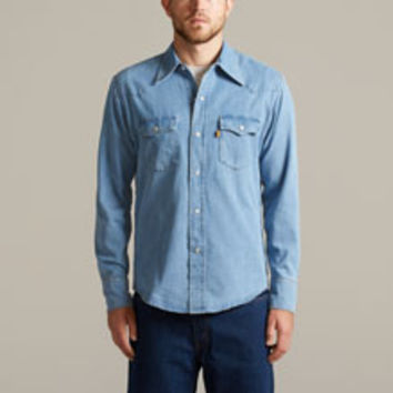 Levi's Blue Shirts - Men's - L