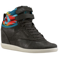 Reebok Freestyle Hi - Women's at Lady Foot Locker