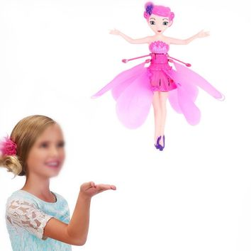 Funny Flying Fairy Dolls Toy