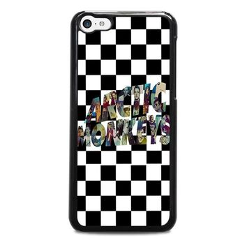 arctic monkeys iphone 5c case cover  number 1