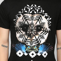 L.A.T.H.C.  Mirror Owl Tee - Urban Outfitters