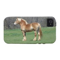 Belgian Draft Horse iPhone 4 Case