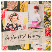 Style Me Vintage: Hair Styling Book