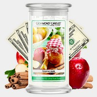Cinnamon Apple Cash Money Candle
