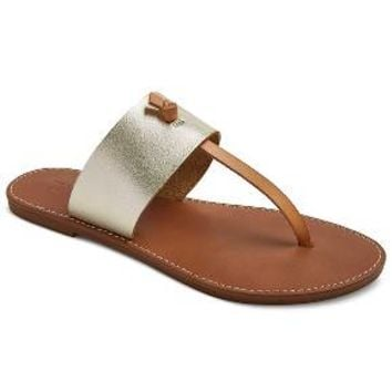 Women's Ainsley Thong Sandals - Mossimo Supply Co. ™ : Target