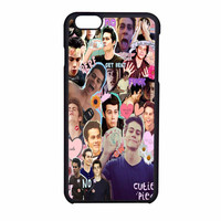 Dylan Obrien Collage iPhone 6 Case