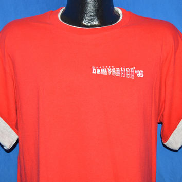 90s Dayton Ham Radio Convention t-shirt Large