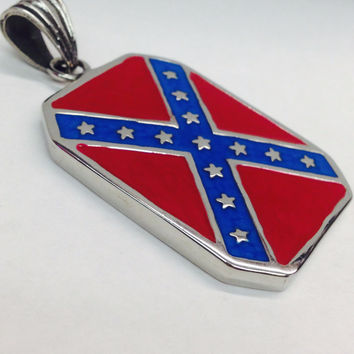 best rebel flag jewelry products on wanelo