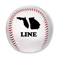 FLORIDA GEORGIA LINE Plush Baseball