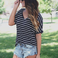 Love Of Stripes Top