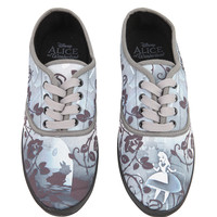 Disney Alice In Wonderland Looking For Wonderland Sneakers