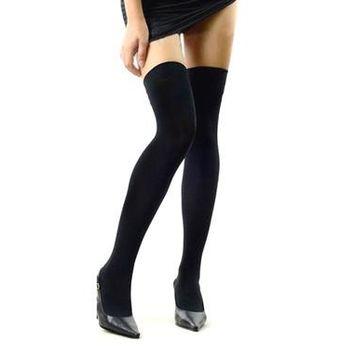 Over The Knee Socks Thigh High Cotton Stockings Thinner