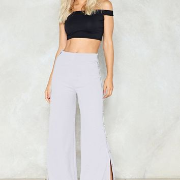 Snap Out of It Tear-Away Pants