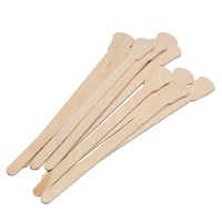 Wiping Sticks 2017 Wooden Body Hair Removal Sticks Wax Waxing Disposable Sticks