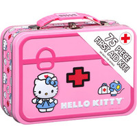 Walmart: Hello Kitty First Aid Kit, 75 pc