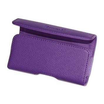 HORIZONTAL POUCH HP1023A HTC CINGULAR G1 PURPLE 4.6X2.2X0.7 INCHES: Case Of 120