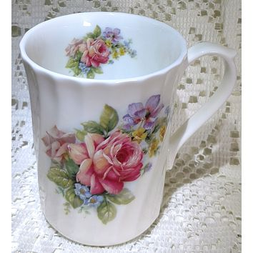 Rare Royal Patrician Guinevere Bone China Made in England - Only 3 Available!