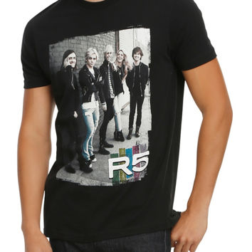 R5 Brick Wall T-Shirt