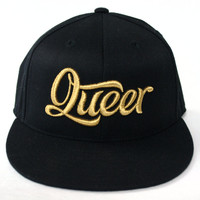 Fitted Queer Cap