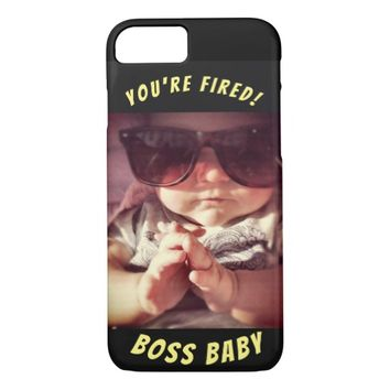 YOU'RE FIRED! Apple Phone Cover