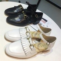 GUCCI Fashion Leather Sandals