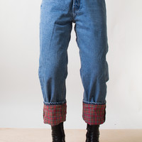 Flannel Lined Jeans