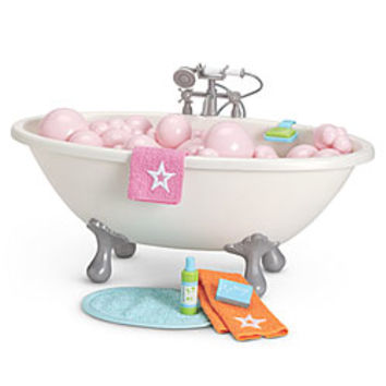 American Girl® Dolls: Bubble Bathtub for Dolls