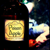 POISON APPLE-Hand Blended Artisan Oil-1ML Sample Vial-(primary notes: apple, myrrh, amyris)
