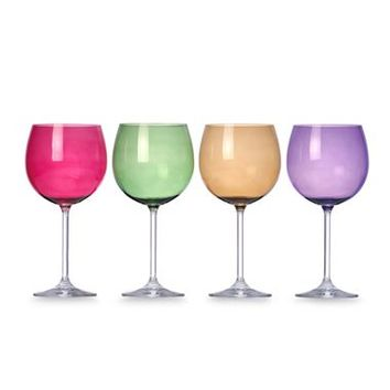 Lenox® Tuscany Harvest Assorted Balloon Wine Glasses (Set of 4)