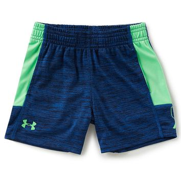 Under Armour Little Boys 2T-7 Twist Stunt Shorts | Dillards