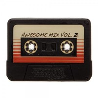 Guardians of the Galaxy Cassette Tape Lapel Pin