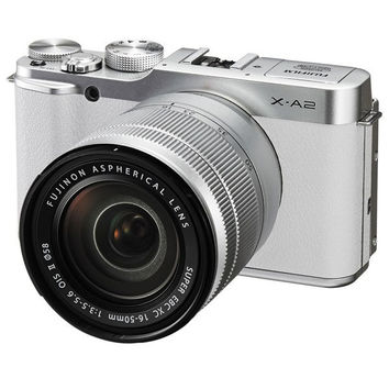 X-A2 Mirrorless Digital Camera by Fujifilm